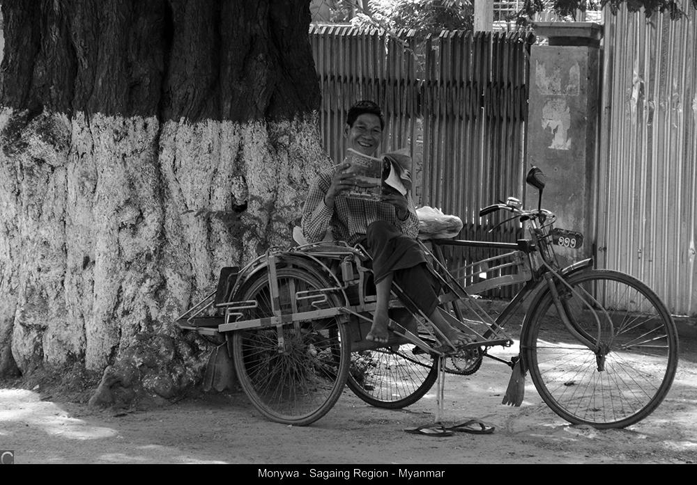 cycle rickshaw(s) in monywa - 1