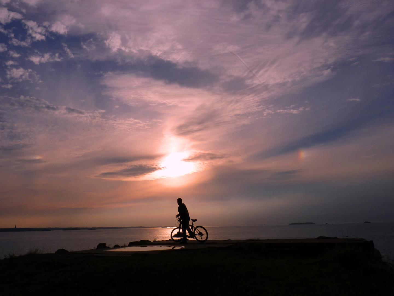 Cycliste Mysterieux