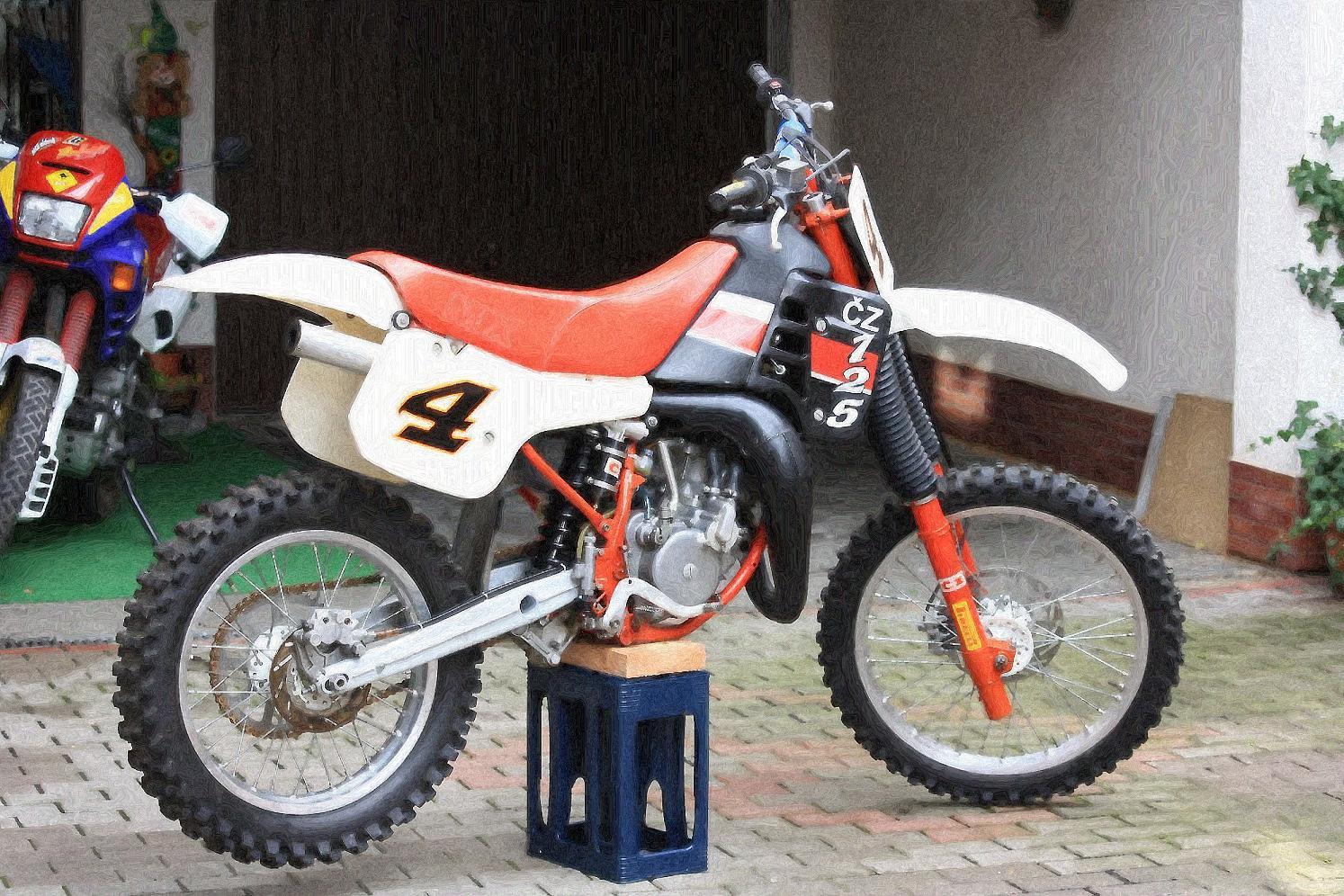 CZ 125   Typ 519