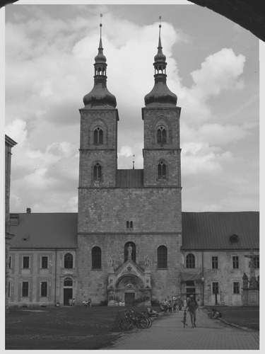 Czech Republic - Monastir Tepla - Kloster Tepl