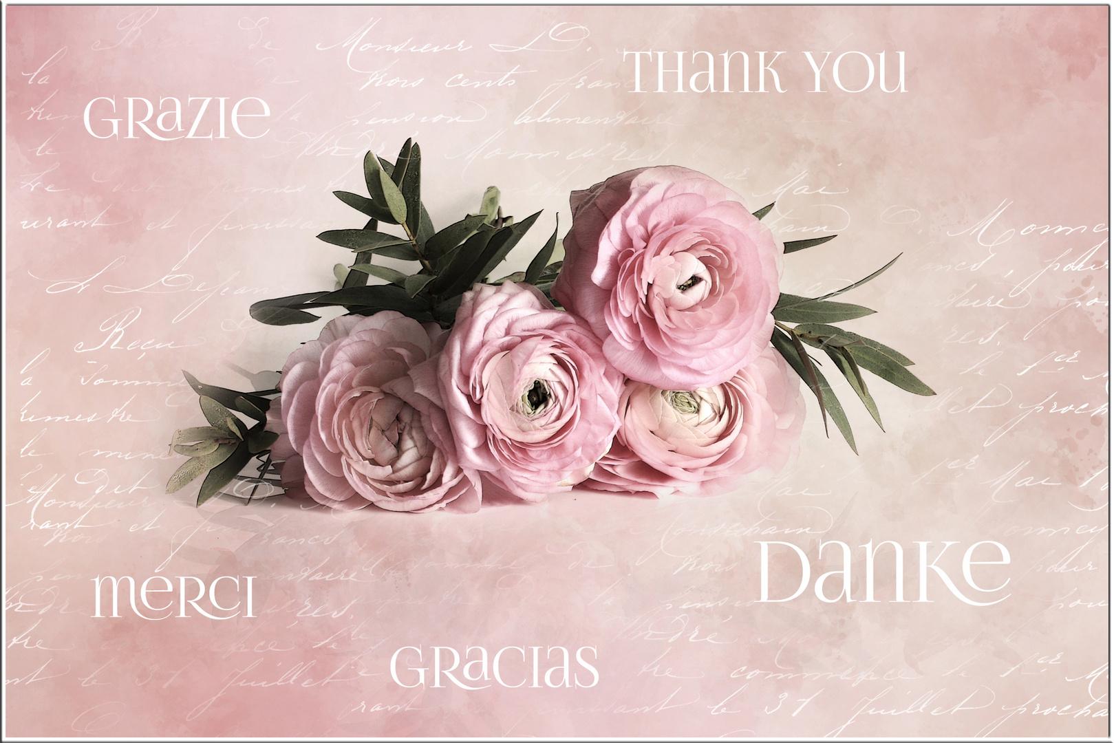 An gratuliert die haben danke bilder mir alle Geburtstag Gratulieren