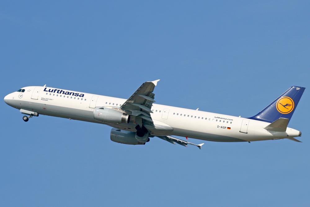 D-AISP - Lufthansa
