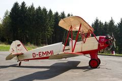 D-EMMI - Focke-Wulf FW44 Stieglitz