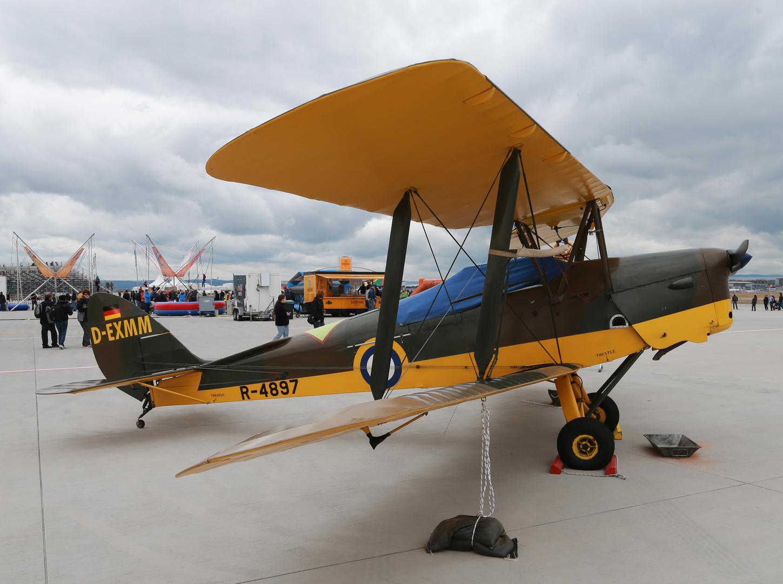 D-EXMM De Havilland DH.82A Tiger Moth