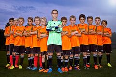 D-Jugend - FC Viktoria Hettingen