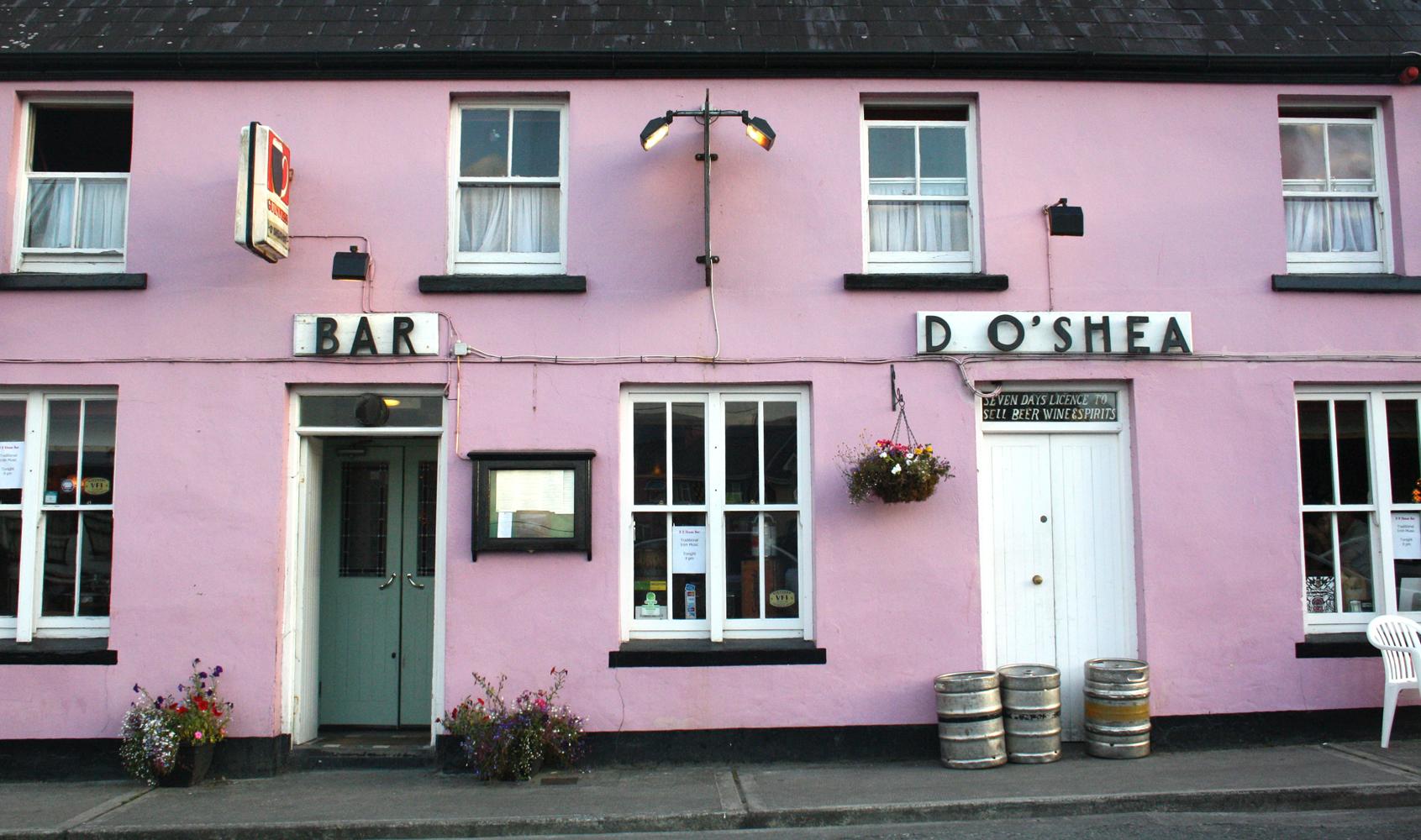 D O' Shea Bar, Sneem, Kerry