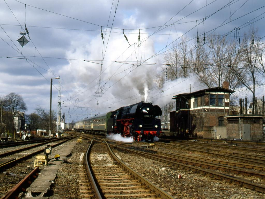 D247 in Berlin Köpenick