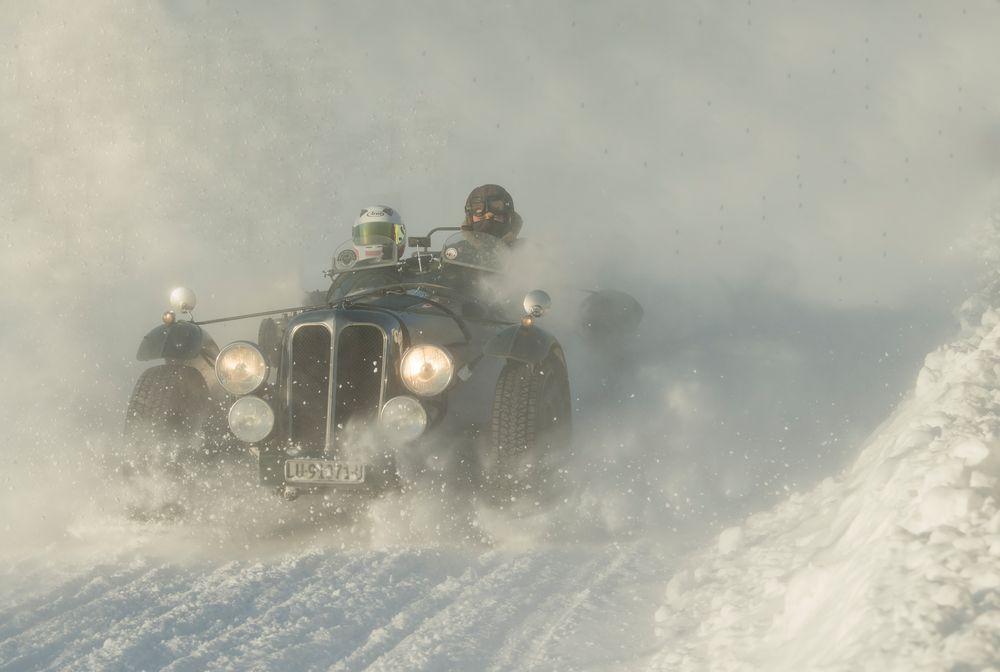 Die Liebe zum Motorsport von Helmut Hiesinger