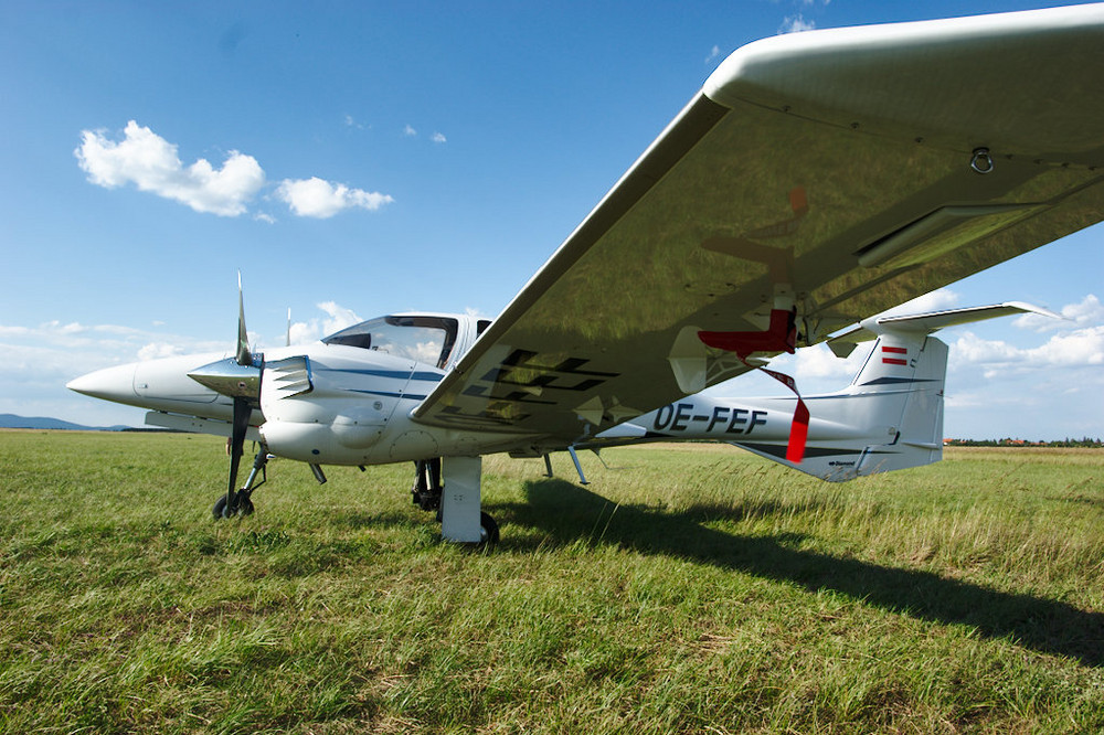 DA-42 Twin Star