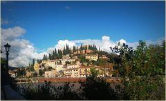 Da castel S:Pietro al ponte PIetra....