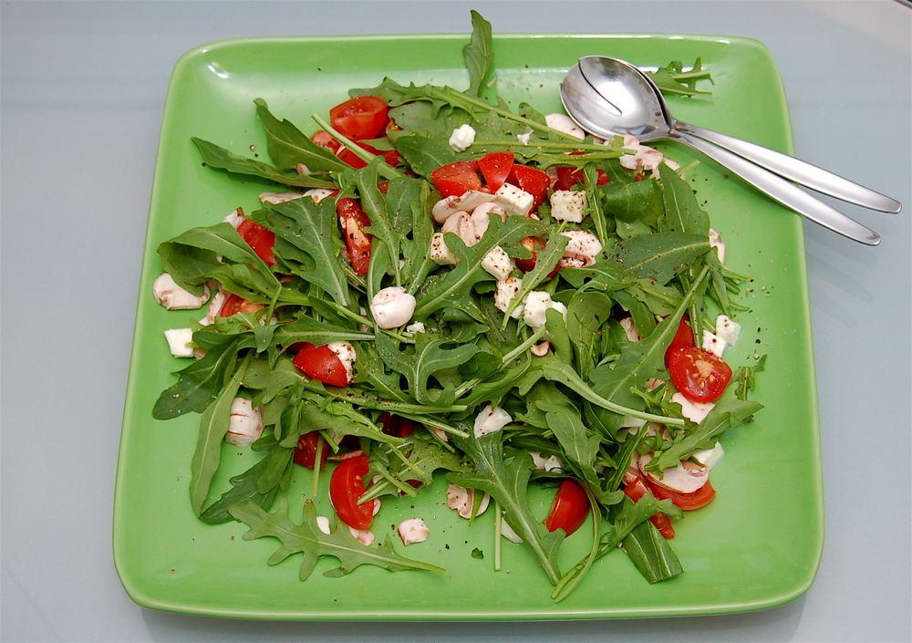 Da heben wir den Salat! II
