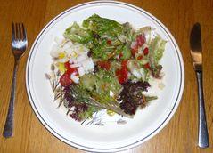 * Da... jetzt hammer den Salat...! *