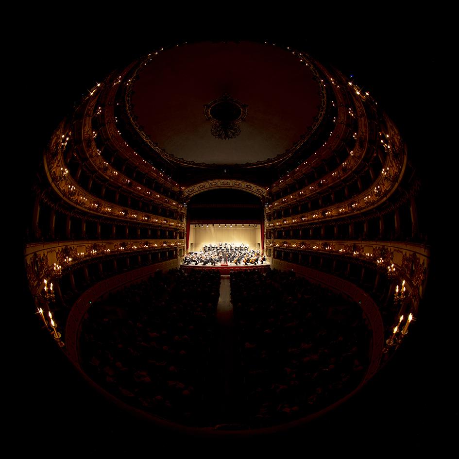 da ragno violino a ragno orchestra! (Teatro Ponchielli,Cremona)