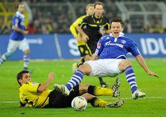 Da setz' di nieder, Schalke!