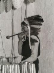 da sprach der >alte< häuptling der indianer . . .