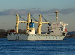 DA TAI - General Cargo - Heckansicht