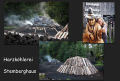 ...Da, wo im Harz die Meiler rauchen...