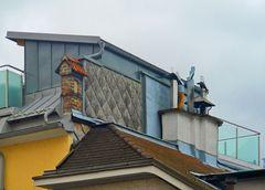 """"""" Dach - Aufbauten """""""