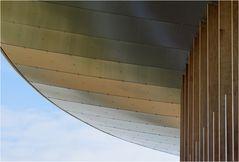 Dach der Skulpturenhalle der Thomas Schütte Stiftung (2)