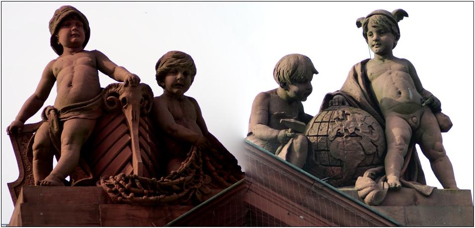 Dach-Figuren
