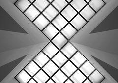 Dach im Museum Insel Hombroich / Rev. 2