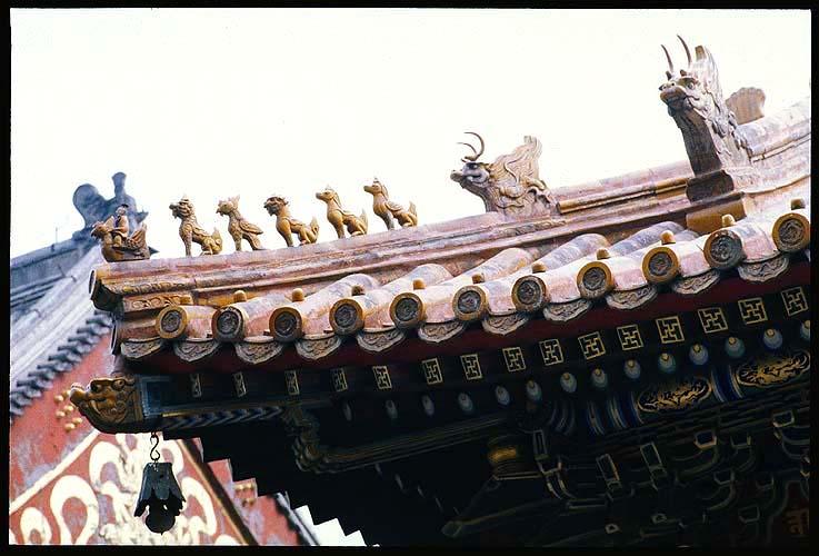 Dach in China