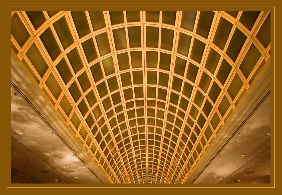 Dach vom Marriott Hotel in Wien