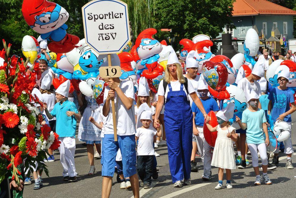 Dachauer Volksfest 2013