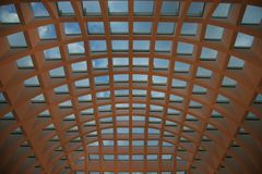 Dachgebälk des Himmels