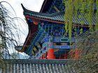 Dachgestaltung in Lijiang