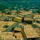 Dachkonstruktionen am Gardasee