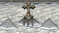 Dachkreuz