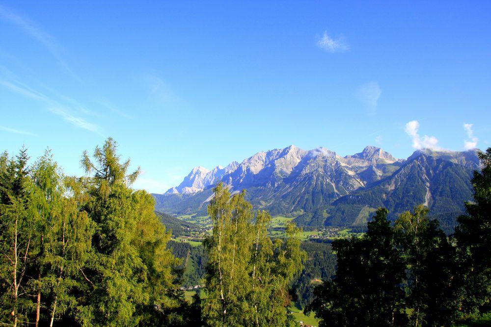 Dachstein Blick