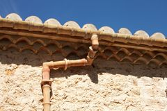 Dachtechnik - mediterran