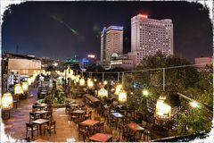 Dachterasse, Rex Hotel Saigon
