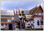 Dächer im Königspalast - Bangkok