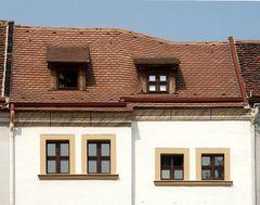Dächer in der Altstadt von Görlitz