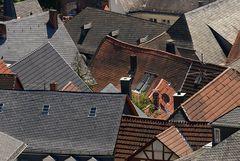 Dächer Marburgs - 1