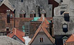 Dächer Marburgs - 2