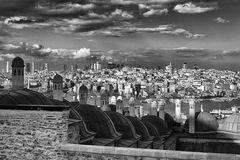 Dächer von Istanbul