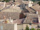 Dächer von Le Barroux