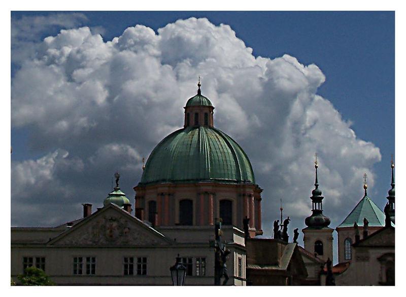 Dächer von Prag