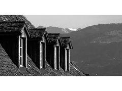 Dächer von Rappi