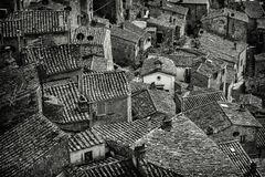 Dächer von Sorano