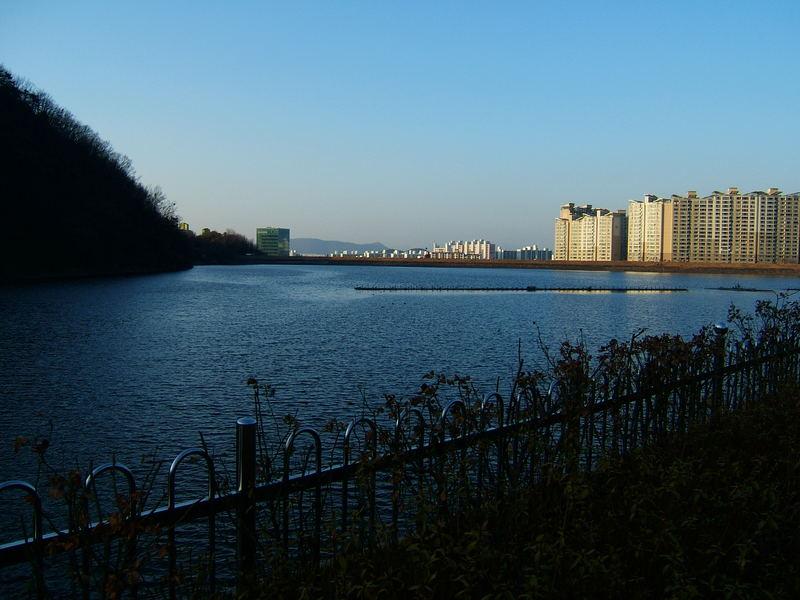 Daegu Pond