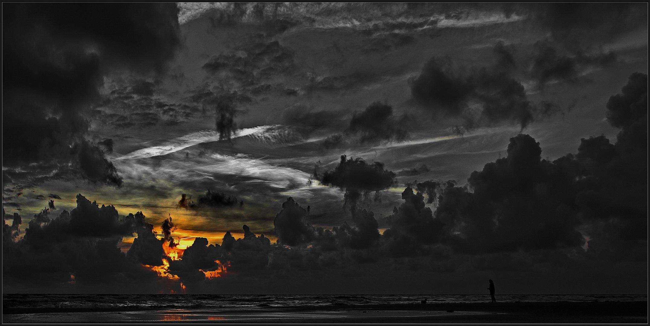 Dämonen der Wolken