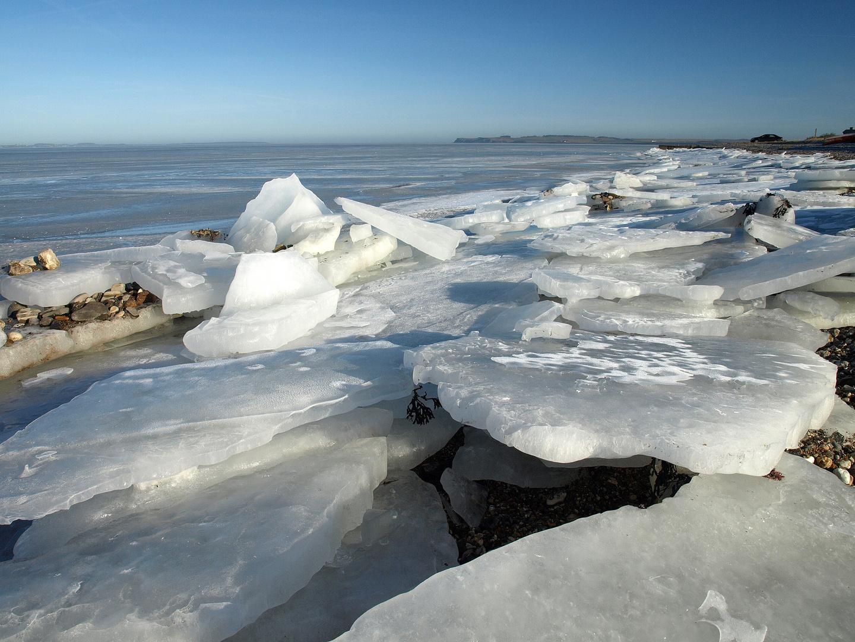 Dänemark im Winter #3 - Eiszeit