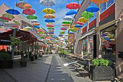 Dänemark - Vejle - Fußgängerzone