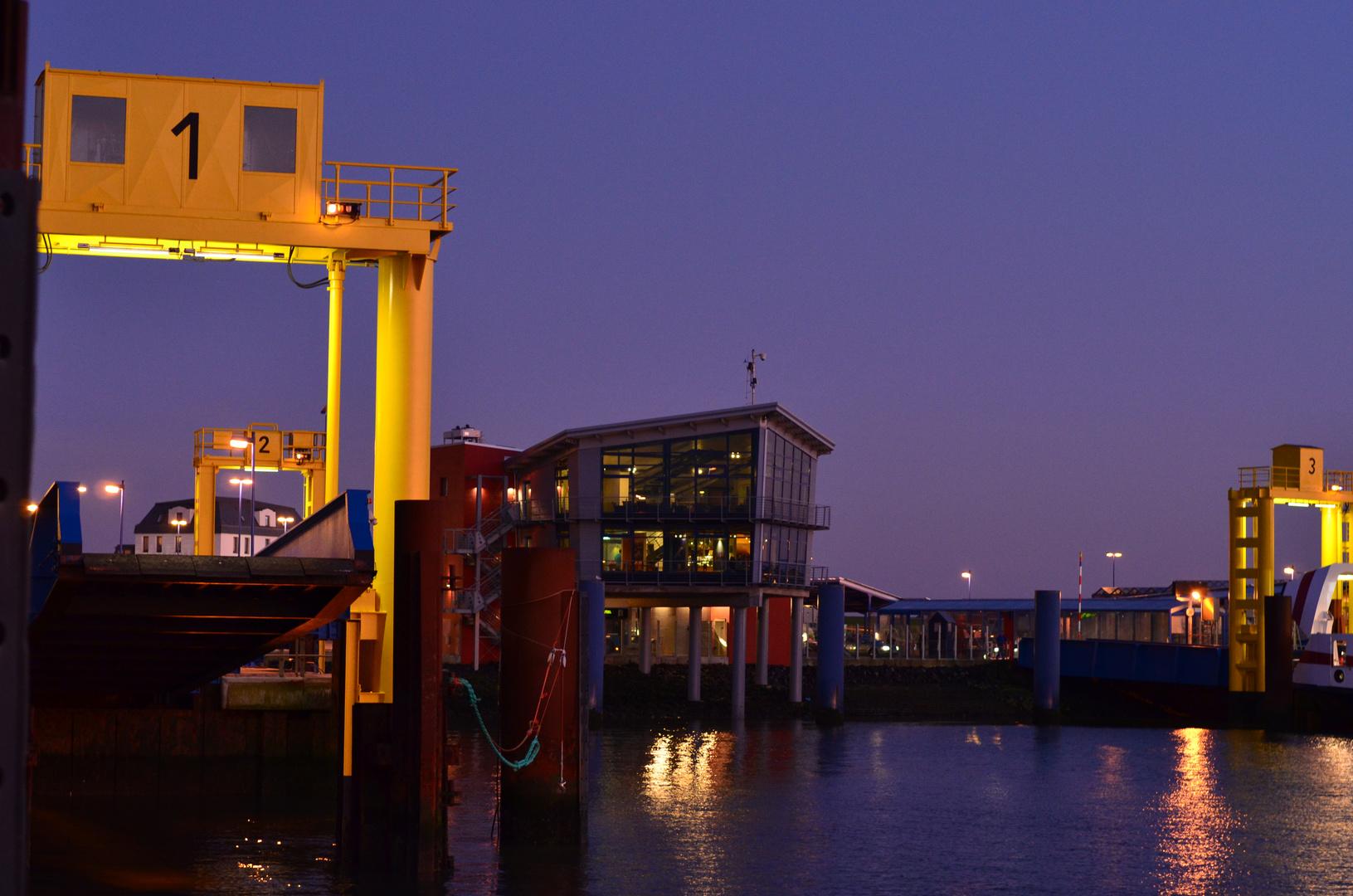 Dagebüll Hafen