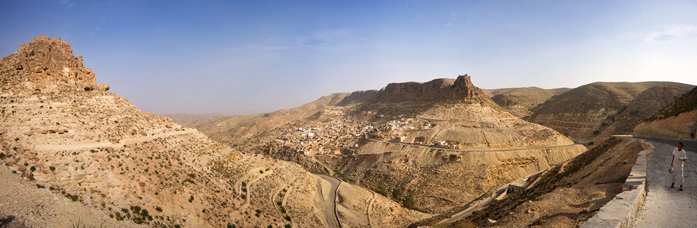 Dahar Gebirge